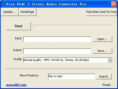 Free FLAC 2 Iriver Audio Converter Pro Download