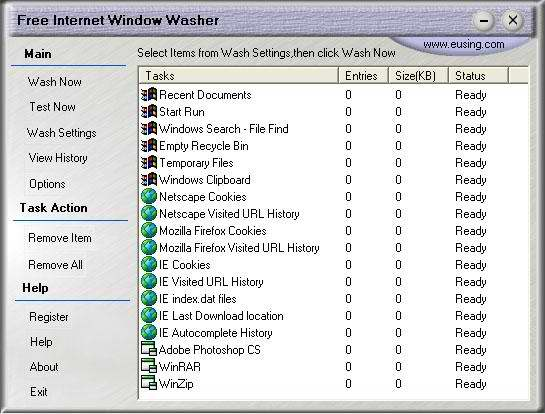 Free Internet Window Washer Download