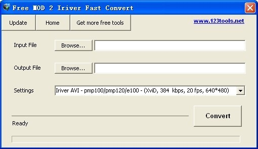 Free MOD 2 Iriver Fast Convert Download