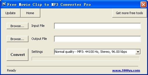 Free Movie Clip to MP3 Converter Pro Download