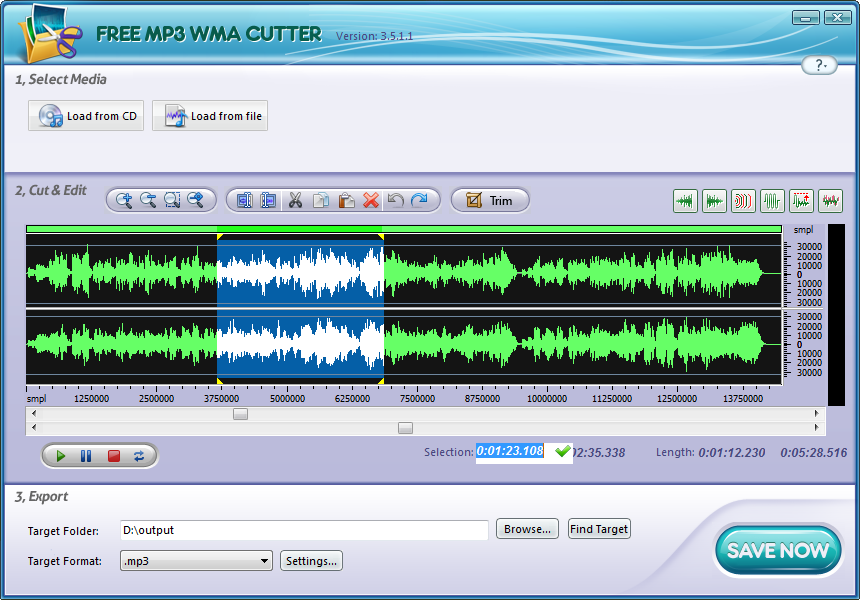 Free MP3 Cutter Download