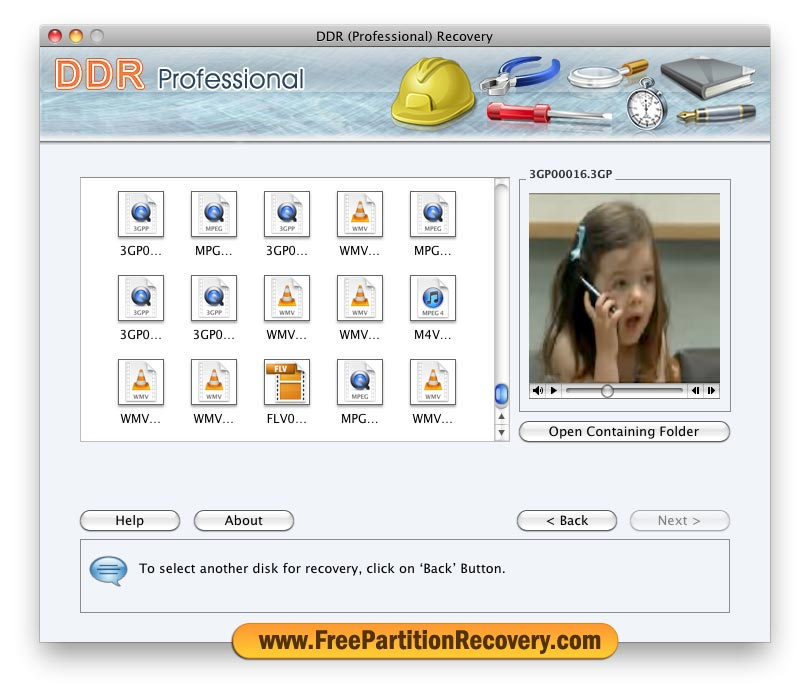 Free Partition Recovery for Mac Download