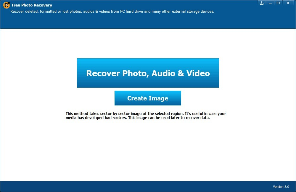 Free Photo recovery Download