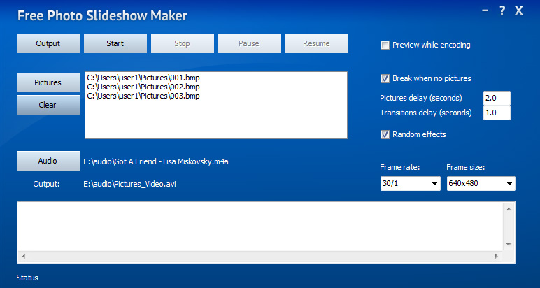 Free Photo Slideshow Maker Download