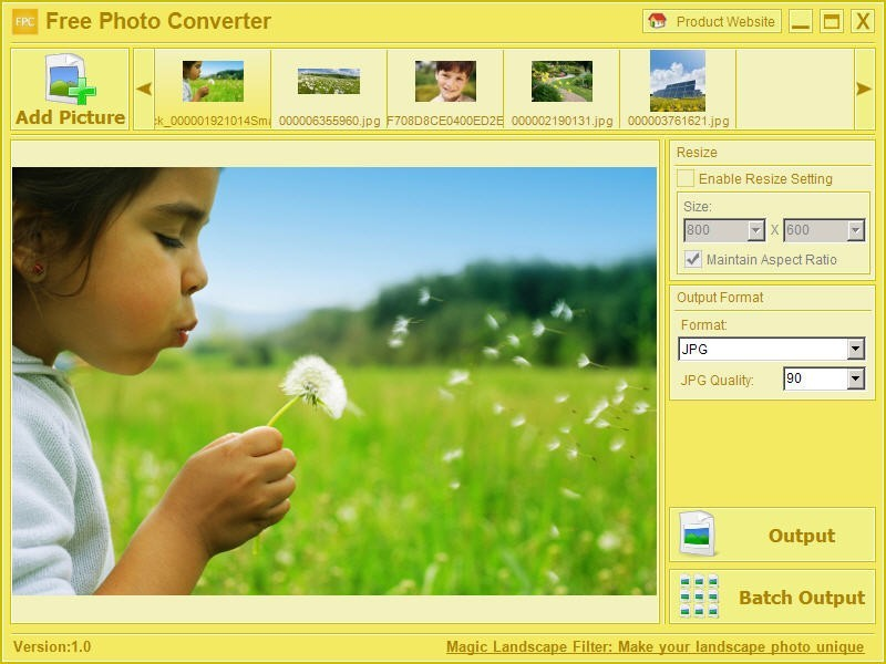 Free Pic Converter Download