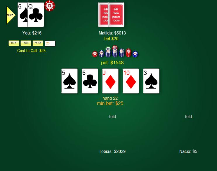 Free Poker Texas Holdem (Hard) Download