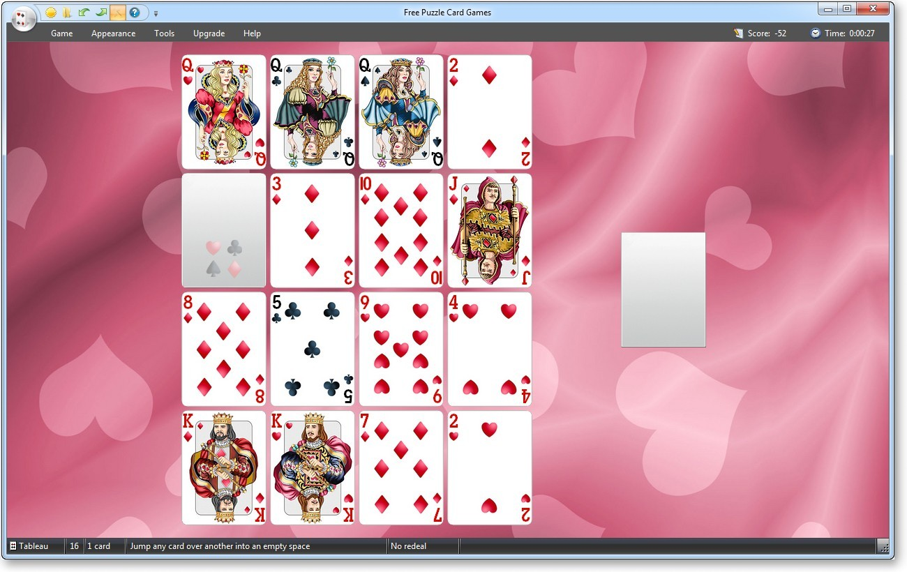 Free Puzzle Card Games Download