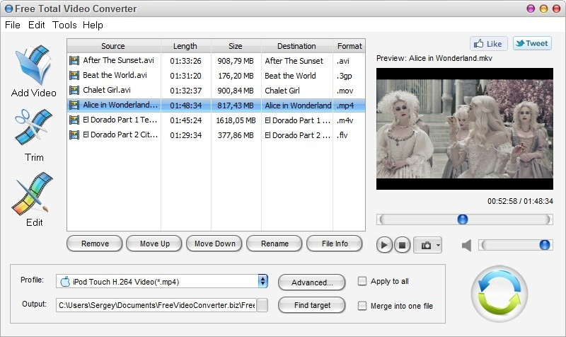 Free Total Video Converter Download