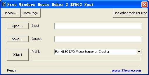 Free Windows Movie Maker 2 MPEG2 Fast Download