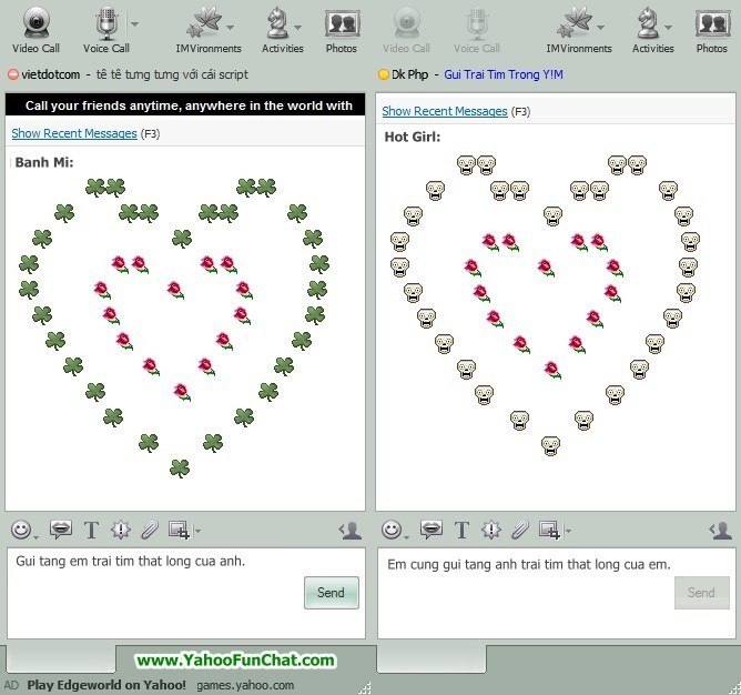 And Only Fun For Yahoo Messenger Work With Lastest Version Of Yahoo