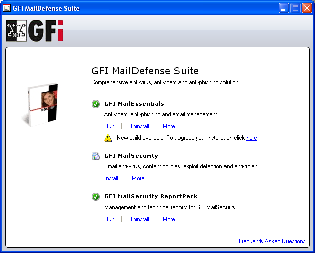 GFI MailDefense Suite Download