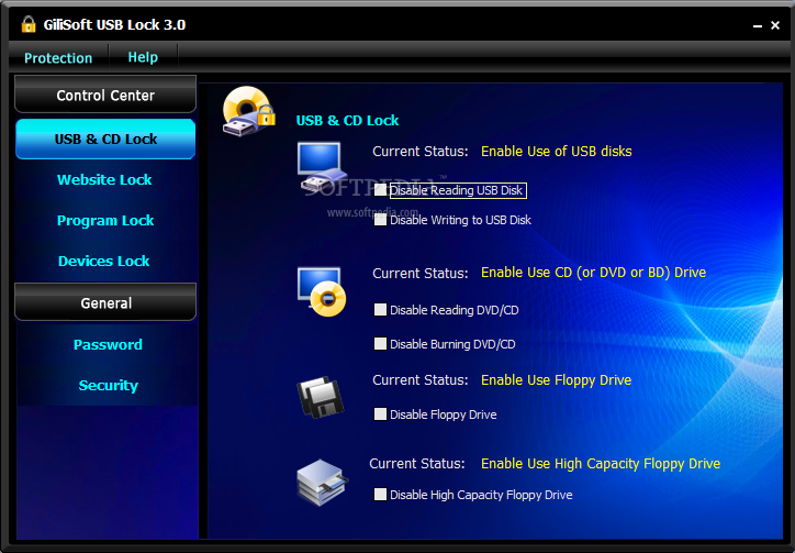 GiliSoft USB Lock Download
