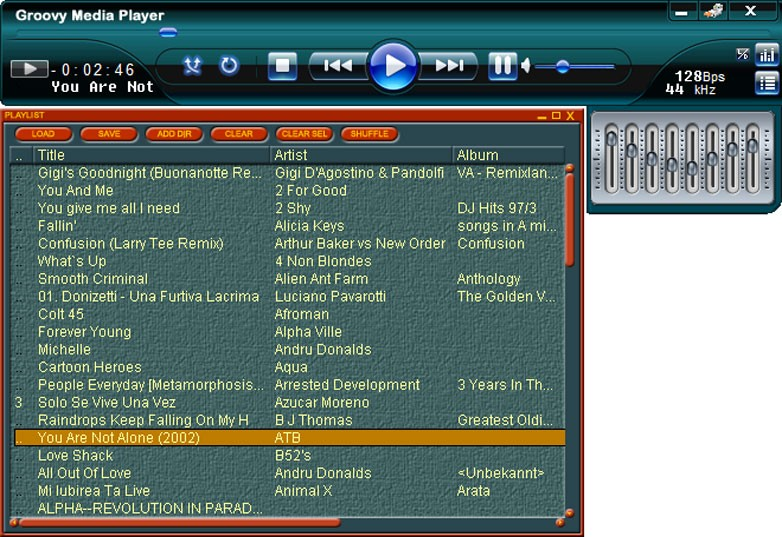 Groovy Media Player Download