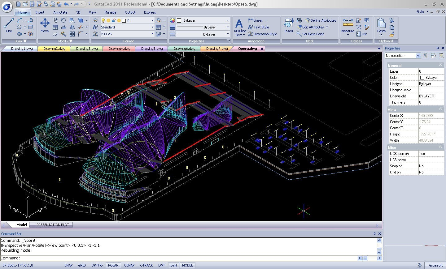 GstarCAD 2012 Pro Beta Download