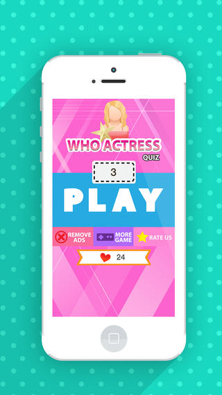 Guessing the Actress quiz games : Famous TV & Movies icon Trivia Download