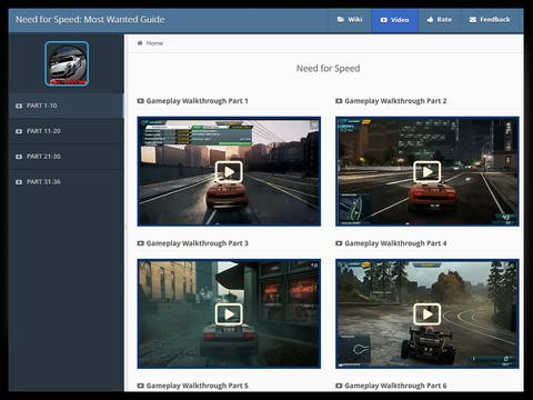 Guide for Need for Speed Most Wanted Download