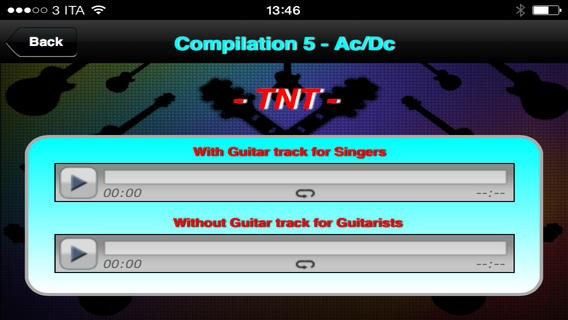 Guitar & Voice Backing Tracks - Compilation 5 Download