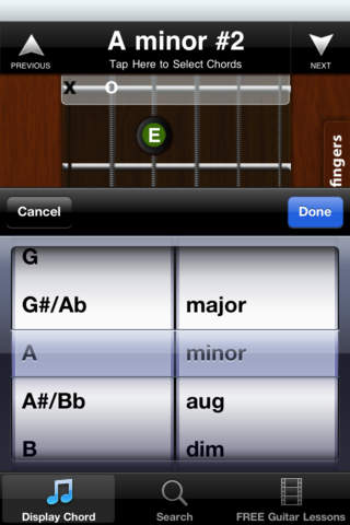 Guitar Chord Library Lite Download