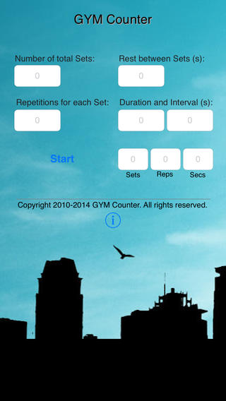 GYM Counter lite Download