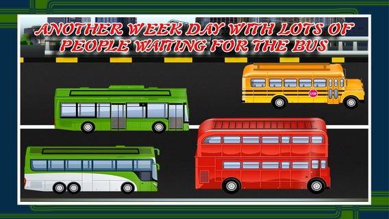 Hail to the Bus Driver : The City Community eco friendly transport - Free Edition Download