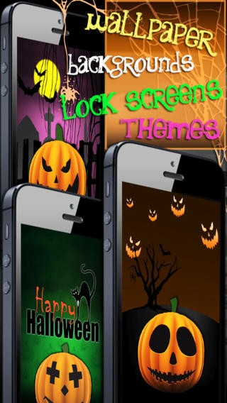 Halloween Mashup! Spooky Wallpaper, Themes, & Backgrounds Download