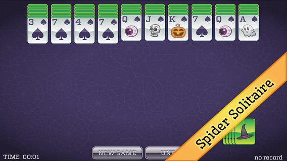 Halloween Solitaire AD FREE Download