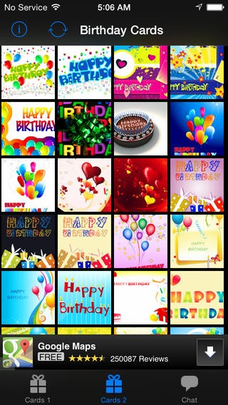 Happy Birthday Wishes Cards - Greeting Cards Download