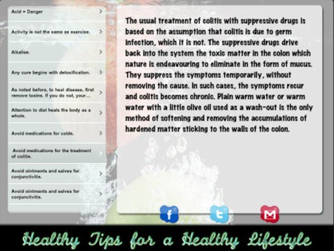 Healthy Tips for a Healthy Lifestyle Download