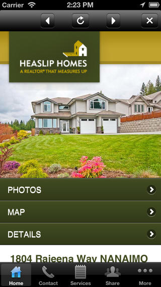 Heaslip Home Finder Download