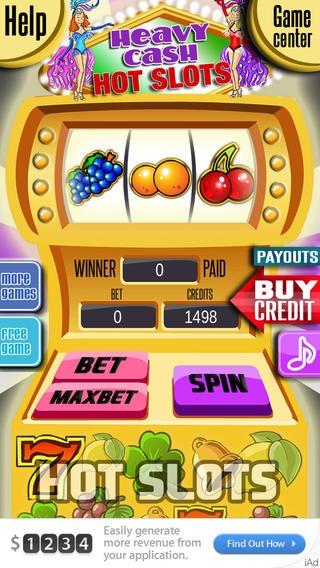 Heavy Cash Hot Slots Download