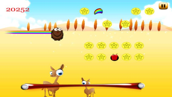 Hedgehog Bouncing Party In The Gold Wild Forest - Free Edition Download