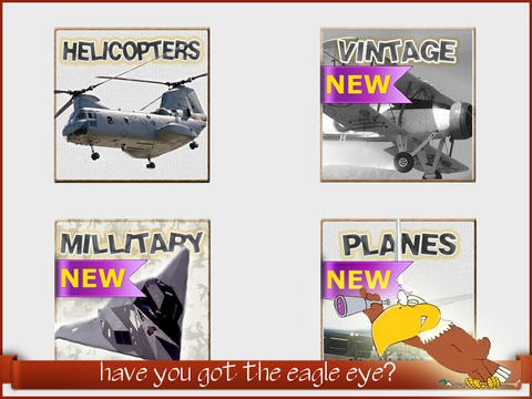 Helicopters. Spot The Difference. Download