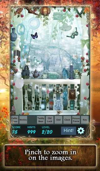Hidden Object - Fantasy Forest Download