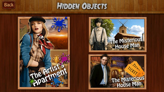 Hidden Objects - free Games Download