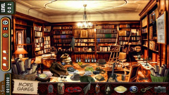 Hidden Objects - Vampire Rooms - Lost Kingdom - Mystery Village Download