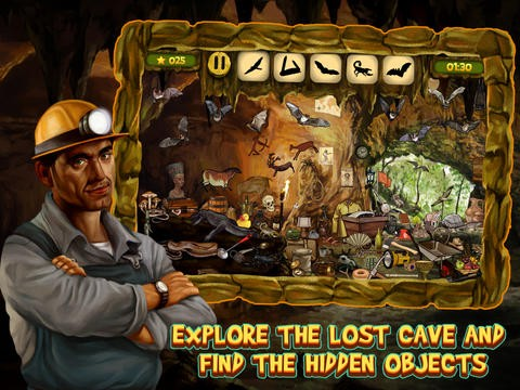 Hidden Objects: Cave Passages HD, Full Game Download