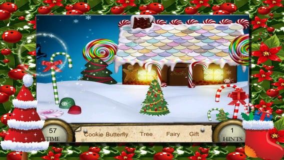 Hidden Objects Advent Christmas Holidays Download