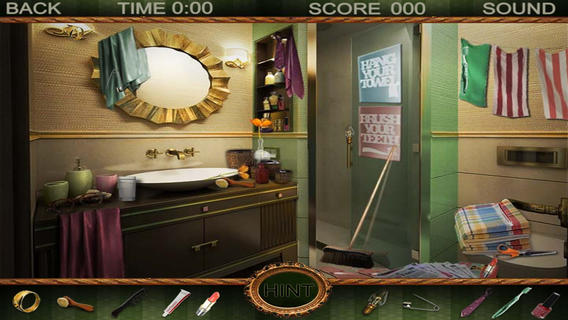 Hidden Objects House Download