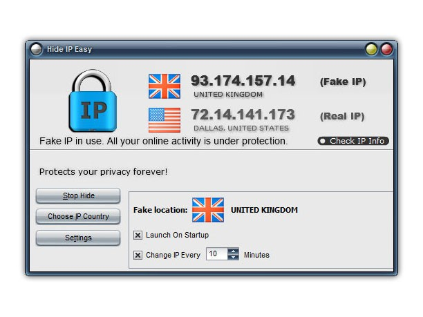 Hide IP Easy Download