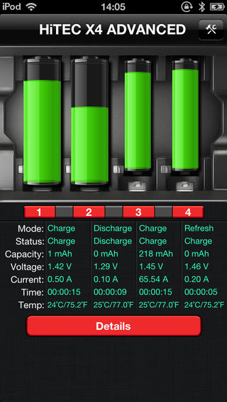 HiTEC Smart Charger Download