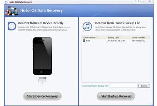 Hodo iOS Data Recovery Download