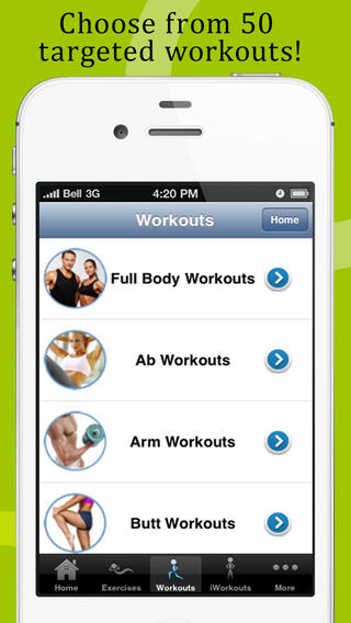 Home Workouts Pro: Get fit & in shape, lose belly fat, slim down or get ripped! Download