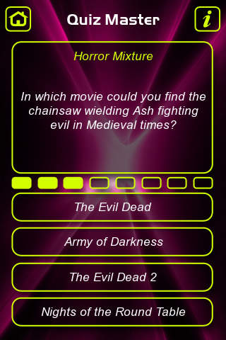 Horror Movies Trivia Quiz Download