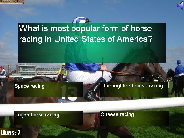 horse racing betting game download