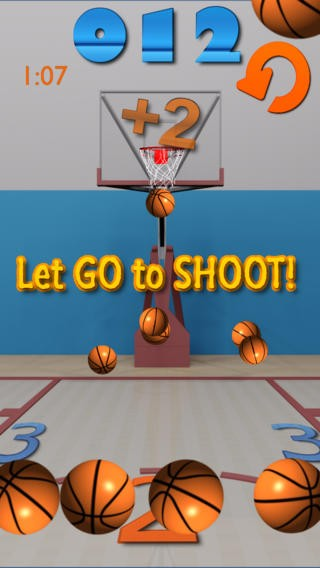Hot Shot BBALL Shootout - A Basketball Shoot Em Up Download