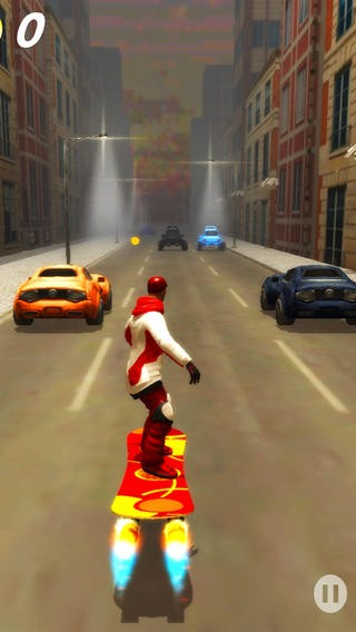 Hover Board Street Racer Free Download