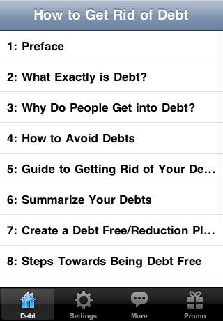 How to Get Rid of Debt Download
