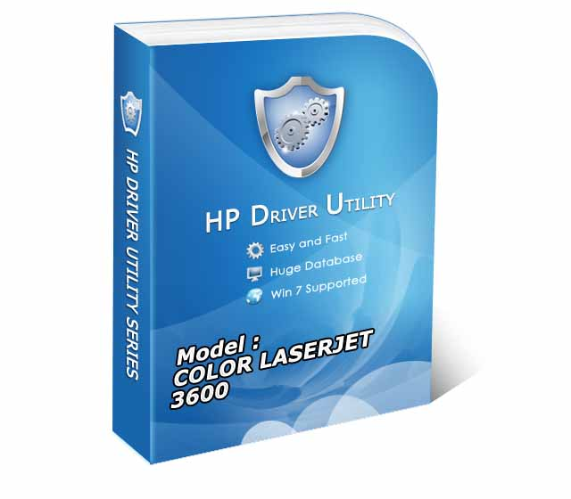 HP COLOR LASERJET 3600 Driver Utility Download