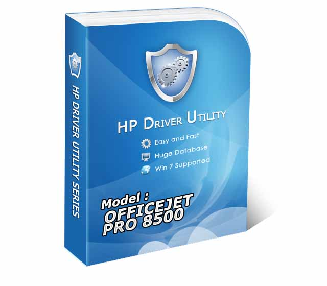 HP OFFICEJET PRO 8500 Driver Utility Download