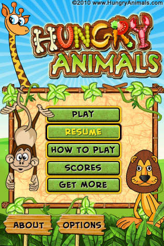 Hungry Animals - Fun Feeding Game Download